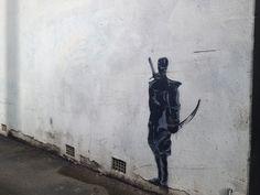 Rotorua Street Art #ninja