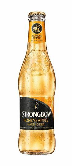 Strongbow Hard Cider, Honey & Apple