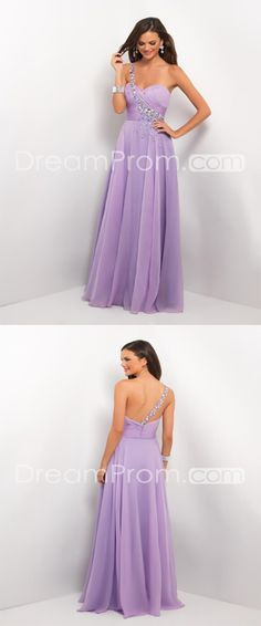 Cheap Prom Dresses  Sheath One Shoulder Floor Length Chiffon Lilac,prom dresses, evening dresses.,prom dresses, evening dresses.,prom dresses, evening dresses.,prom dresses, evening dresses.,
