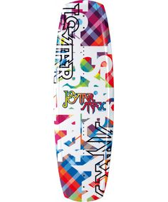 My JStar Max wakeboard