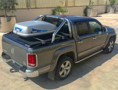 @4x4accessories1 #aluminum #roller #lid #shutter #VW #amarok #compatible #with…