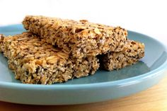 Made to Create: Granola Bars (No Bake!)