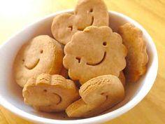 簡単♡米粉ときな粉のざくざくクッキーの画像