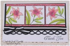 SweetStamps Challenge 4/23/13 Use Three of Any Item. DT Jackie