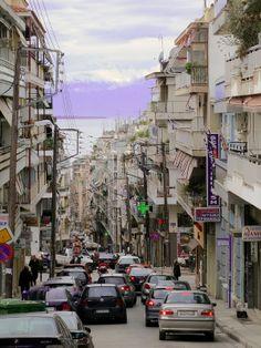 Traffic (Thessaloniki, Greece) | Flickr – Compartilhamento de fotos!      #famfinder Travel Around Europe, European Tour, Travel Maps, Macedonia, Urban Landscape, Greece Travel, Greek Islands, Beautiful Beaches, View Photos