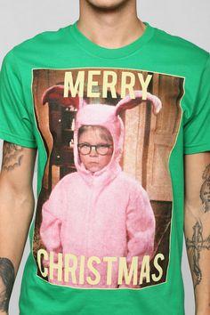A Christmas Story Merry Christmas Tee
