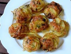 Greek Cooking, Easy Cooking, Cooking Time, Potato Recipes, Meat Recipes, Cooking Recipes, Healthy Recipes, Recipies, Best Christmas Recipes
