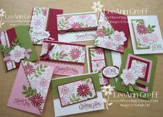 One Sheet Wonder cards by Christine16
