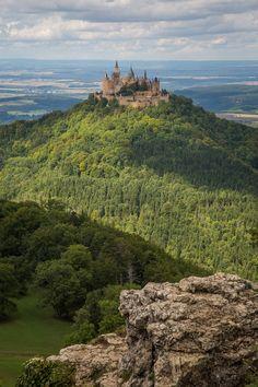 Castle, Swabian Alb, Hohenzollern #castle, #swabianalb, #hohenzollern