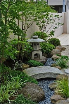 Japanese garden backyard - Small Garden Design Ideas That Can Pamper Your Eyes gardenideas smallgardenideas