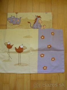 Detské obliečky Scan quilt - 1