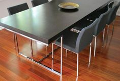 Thielemeyer Linea   Essgruppe Aus Holz, Tisch, Stühle, Sitzbank |  Wohnzimmer / Esszimmer | Pinterest