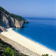 Kathisma beach, Lefkada island ~ Greece