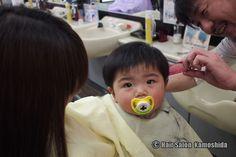 #はじめてのカット #赤ちゃんカット #ヘアーサロンカモシダ Kids Cuts, Children, Young Children, Boys, Kids, Child, Children Haircuts, Kids Part, Kid