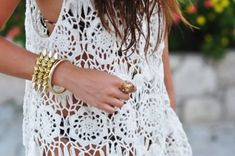 Crochet Dress Inspiration