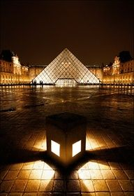I would really like to see the Louvre