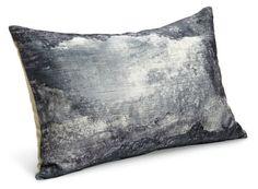 Room & Board - Storm Modern Throw Pillows - Modern Patterned Throw Pillows - Modern Home Decor Black Pillows, Modern Throw Pillows, Accent Pillows, Custom Pillows, Decorative Pillows, Fabric Feathers, Bohemian Bedroom Decor, Modern Bedroom Furniture, Classic Furniture