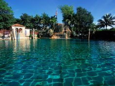 Venetian Pool, Coral Gables, Miami, FL ~ One of my favorite places to visit when growing up!~♥♥ LOVE IT ♥♥