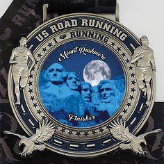 Road Running, Mount Rushmore, Racing, Lace