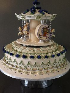 """"""" Sharing the sweetness of life"""" with anyone who wants to learn. """"Cakes by Lily"""" Studio offers classes."""