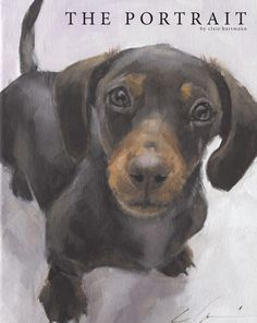 This book of over 40 paintings is a collection of recent works by dog portrait artist, Clair Hartmann. Clair's works and articles about her, have appeared in numerous publications. Most recently in Modern Dog Magazine. She is represented in a number of galleries, and in the private collections of individuals and institutions; both nationally, and internationally.
