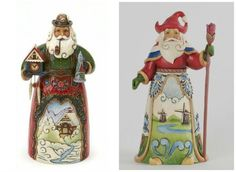 Jim Shore и его Санта-Клаусы - Ярмарка Мастеров - ручная работа, handmade