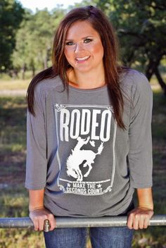 """""""Rodeo, Make the Seconds Count"""" - from our Southern Nights Collection"""