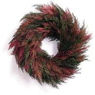 Cedar & Cinnamon Door Wreath