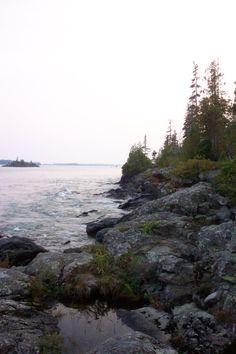 Isle Royal (lake Superior)