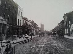 c 1920 — Enola Holmes, Barnet, Bournemouth, Old London, London Street, Camden, Roads, Cities, Past