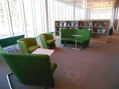 Chasing College: #commuter #library #freetime
