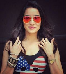 Shraddha Kapoor hot images and HD wallpapers. Read more about Shraddha Kapoor movies. Bollywood Heroine, Beautiful Bollywood Actress, Bollywood Actors, Bollywood Celebrities, Bollywood Fashion, Shraddha Kapoor Hot Images, Shraddha Kapoor Cute, Prettiest Actresses, Beautiful Actresses