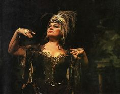 "Maria Bieşu in the party Adrienne in the Opera ""Adriana Lecouvreur"" F.Cilea, 1984. Мария Биешу в партии Адриенны в опере «Адриана Лекуврёр» Ф.Чилеа, 1984 г."