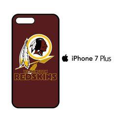 washington redskins logo Z3331 iPhone 7 Plus Case