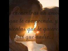 """Luis Miguel - La media vuelta   FILLED with SUBJUNCTIVE  """"te vas porque yo quiero que te vayas"""" - LYRICS ONSCREEN."""