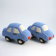 "@ariadnadas ""crochet car"""