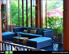 #KaronPhunaka...Open air lobby