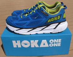 Hoka One One Clifton Review #LETSGOHOKA