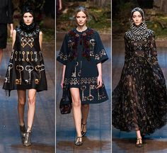 Fall/ Winter 2014-2015 Print Trends | Beauty and Wedding Tips