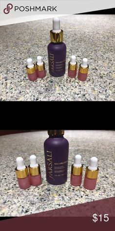 Farsali Unicorn Essence Serum + Primer - 2MLSAMPLE Farsali Unicorn Essence Serum + Primer - 2MLSAMPLE. 100% Authentic purchased from FL. You will receive a 2ml sample not the large bottle farsali Makeup Face Primer