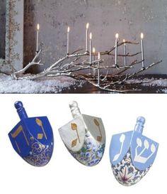 Hanukkah Decorations   N Notes