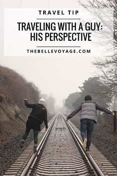 Traveling With a Guy: From His Perspective | The Belle Voyage | couples travel, travel tips, female travel blog