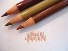 How to Use Prismacolor Pencils | eHow