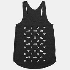 Meow Iconography #meow #cats #minimalist #iconography #cute