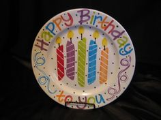 We used to have one of these that ONLY the birthday kid got to use on their b-day!  It was so special and simple!
