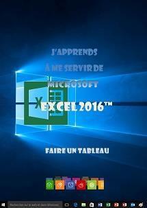 Formation Excel 2016 Le Tableau En 2020 Comment Utiliser Excel Utiliser Excel Tableau A Faire Soi Meme