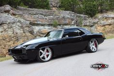 1969 Chevrolet Camaro RS/SS Pro Touring