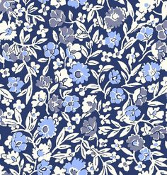 Orchard Garden Quilting Fabrics Archives - Alice Caroline - Liberty fabric, patterns, kits and more - Liberty of London fabric online Textile Patterns, Textile Design, Fabric Design, Pattern Design, Floral Patterns, Liberty Of London Fabric, Liberty Fabric, Liberty Print, Calico Fabric