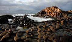 La chaussée des Géants, Irlande - http://www.photomonde.fr/la-chaussee-des-geants-irlande/