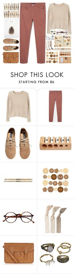"""Hey Violet - Guys My Age"" by annaclaraalvez on Polyvore featuring MANGO, H&M, Louis Vuitton, Retrò, Emi-Jay, Oasis and Mudd"